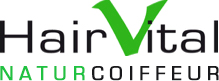 HairVital Logo Loader